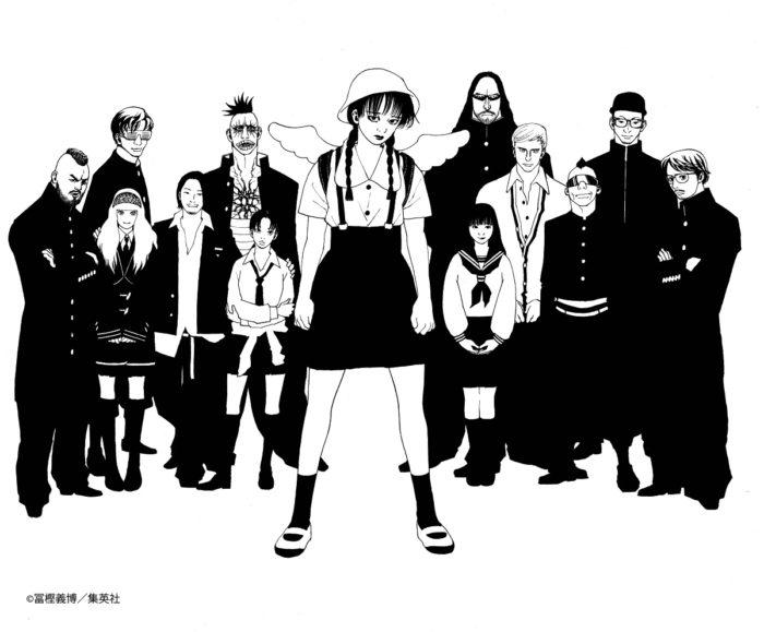 『幽☆遊☆白書』『HUNTER×HUNTER』漫画家・冨樫義博、戸川純 with Vampilliaアーティスト画を描きおろし! music170106_v_2-700x579