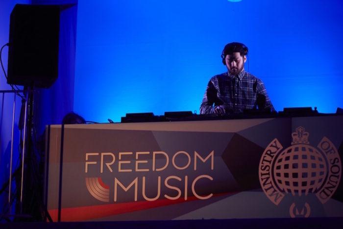 【フォトレポ】ロンドン名門クラブMinistry of Sound×⾳楽キュレーターFREEDOM MUSIC!世界最高峰の音楽が師走の東京を彩った music170116_freedommusic_6-700x467