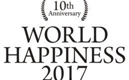 WORLD HAPPINESS 2017