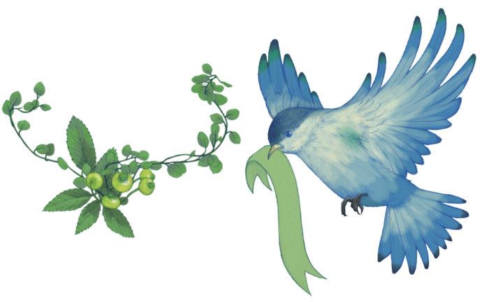 カワイイが溢れる「三宮オーパ2」オープン!D[diː]がキービジュアルをデザイン、ライブペイント&イラスト描き方講座も開催! art170221_deeth_2-700x433