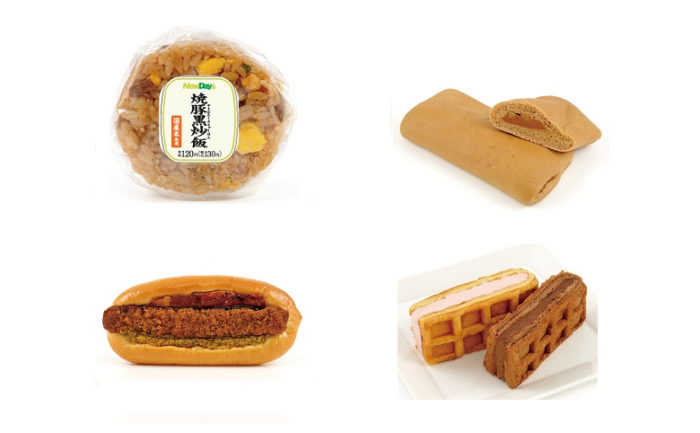 今週のコンビニ新商品『160品』総まとめ。ローソン「ベルガモット香るチョコレートケーキ」などが新登場! food170208_conveni_newdays-700x433