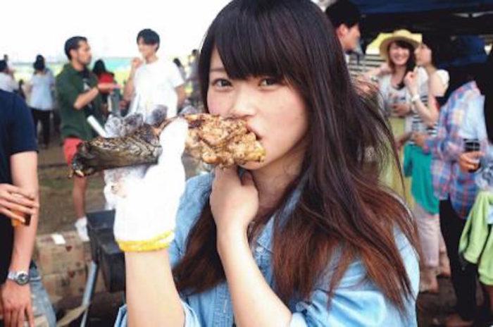 肉食系女子たちが殺到するイベント!?珍しい食材が大集合する「珍肉BBQ」&「珍怪魚を食べてみよう」とは? food170224_chiniku_3-700x464