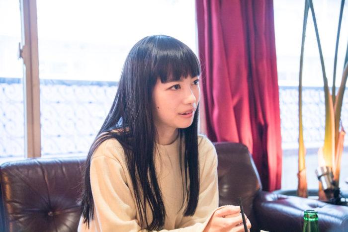 【インタビュー】武居詩織 2017年、さらに注目を集めそうなアーティスト in170224_shioritakesue2-700x467