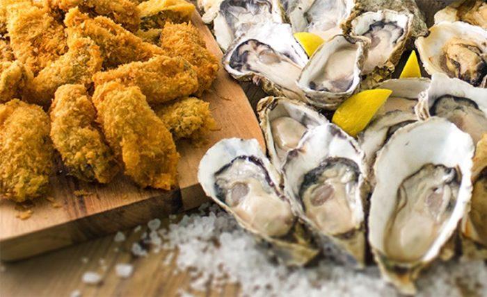 春も開催、生牡蠣にカキフライも食べ放題! 10%オフのお得な「遅割り」も! Fo170328_oysterbar_2--700x428