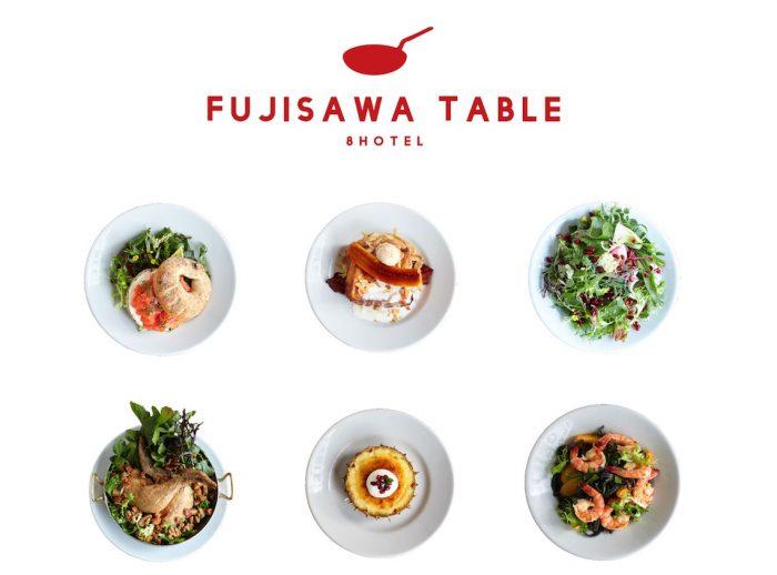 様々なビーチタウンからインスピレーションを得てリニューアル!ビーチカルチャーを発信するカジュアルレストラン「FUJISAWA TABLE」 fo170309_8hotel_2-700x518