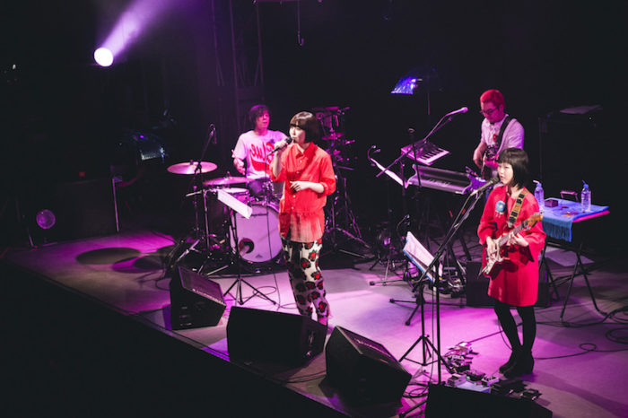 【ライブレポ】Rei、ジャンルを超えたセッション。土岐麻子と生み出した魅力的なケミストリー music_guitarei_15-700x466