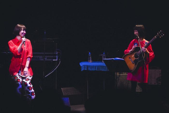【ライブレポ】Rei、ジャンルを超えたセッション。土岐麻子と生み出した魅力的なケミストリー music_guitarei_16-700x466