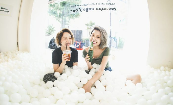 9nine・佐武宇綺も登場!50,000個のボールが飛び交うフォトジェニックな大人のパーティ「#tamapa」 tamapa03-700x424