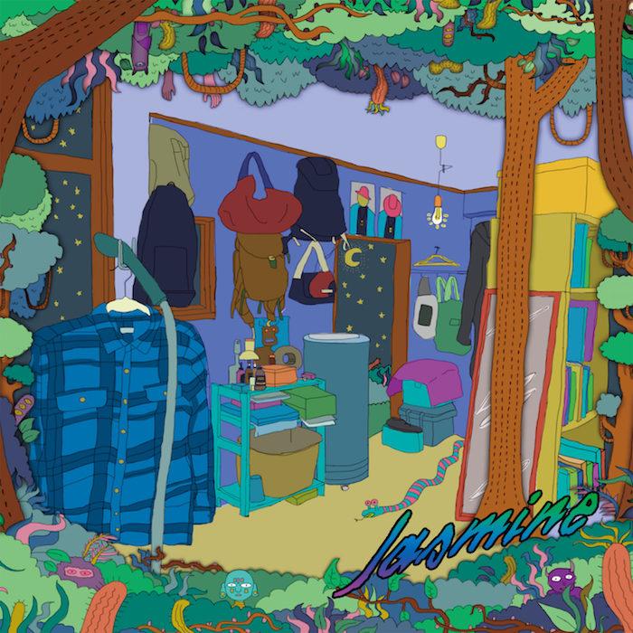 【インタビュー】ジャジーでグルーヴィーなサウンド+生々しいラップ!唾奇×Sweet William『Jasmine』を語る LEXCD17008-JK-1-700x700