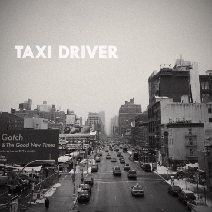 "Gotch、新曲""Taxi Driver""7インチEPをライブ会場にて先行販売!ストレイテナー日向らがゲスト参加 ODEP-010_TaxiDriver_Jkt_s-700x700"