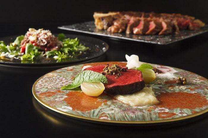 目隠しで「本当の肉の味」だけに集中!熟成ステーキ肉が新感覚で味わえる「旬熟成」新店舗がオープン! food170421_shunjukusei4-700x466