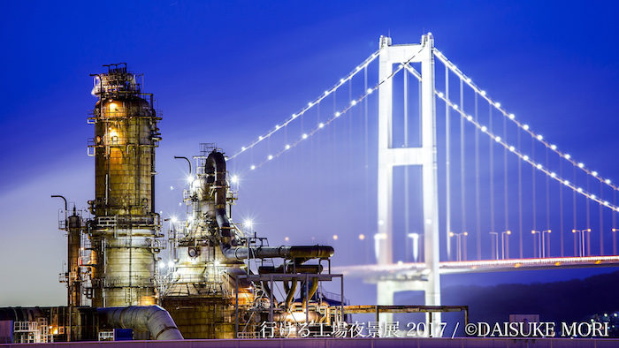 実際に工場に行きたくなる!美しき工場夜景の写真展が開催! Li170518_tgs_5-700x394