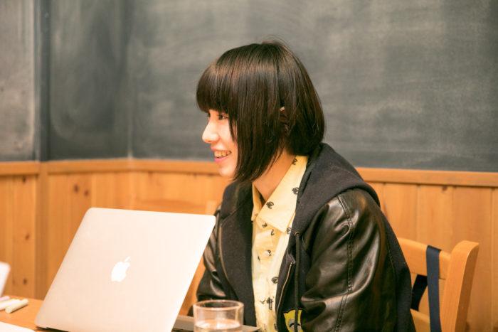 【インタビュー】水野しずの「柔軟になりたい時に聴く」プレイリスト interview170501_mizunoshizu_2-700x467