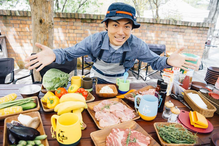 CHUMS✕Czecho No Republic✕BBQ!プロに学ぶBBQで肉&野菜&ビールが最高! life170508_chums3-700x467