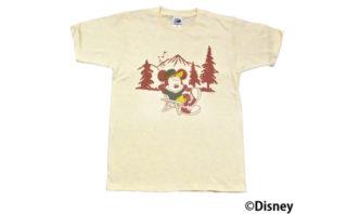フジロック'17×GAN-BAN / Mickey Tシャツ