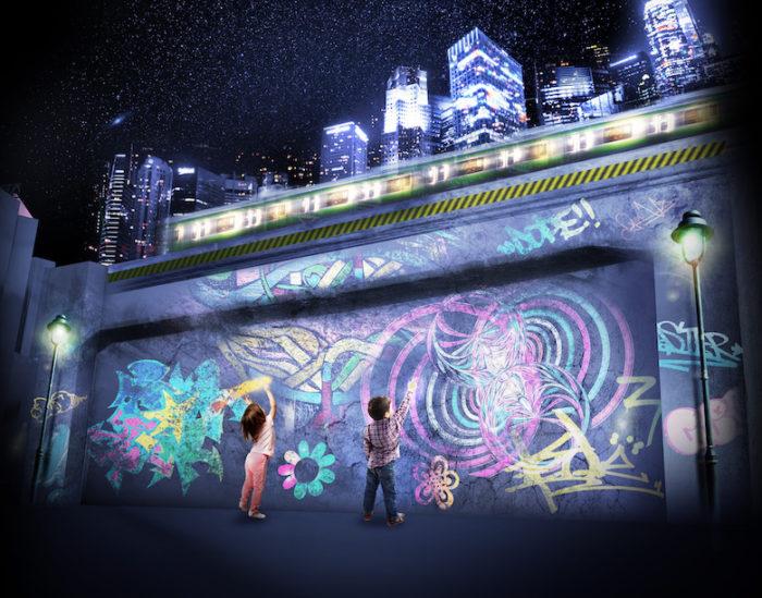 ゴジラとパックマンが新宿歌舞伎町で共演。東京の象徴となる8スポットがアート空間に sub1-4-700x549