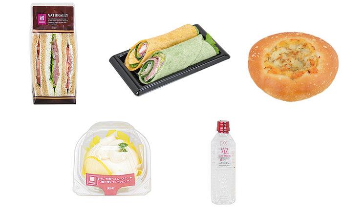 今週のコンビニ新商品『193品』総まとめ。ローソン「Uchi Cafe Sweets × GODIVA ショコラロールケーキ 」などが新登場! food170607_conveni_natural-700x433