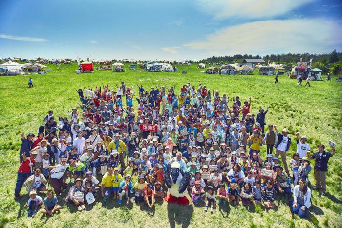 今年の<CHUMS CAMP>は「音楽・笑い・食」!アウトドア初心者もコテージでのんびり♪ life170602_chums7-700x467
