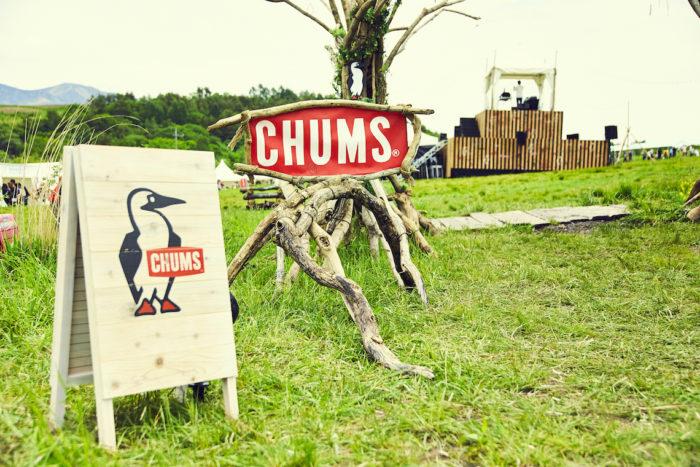 今年の<CHUMS CAMP>は「音楽・笑い・食」!アウトドア初心者もコテージでのんびり♪ life170602_chums9-700x467