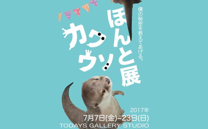 ラジオ番組『Tokyo Brilliantrips』連動企画!カワウソほんと展、REPUBLIC&白馬フェスをご紹介! life170620_kawausohonto_01-1-700x433