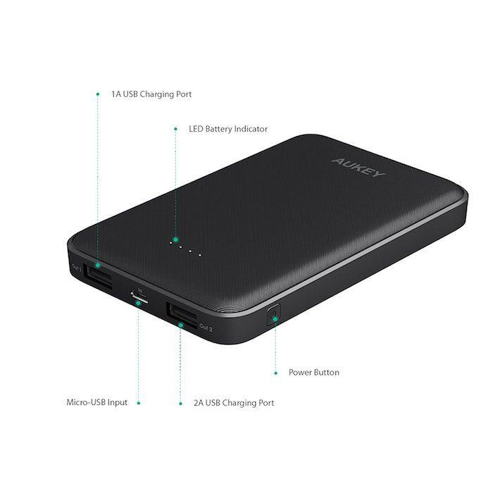 AUKEYのモバイルバッテリーが期間限定20%オフ! 超軽量!超薄型!安全で安心!! 170725_aukey_06-700x700