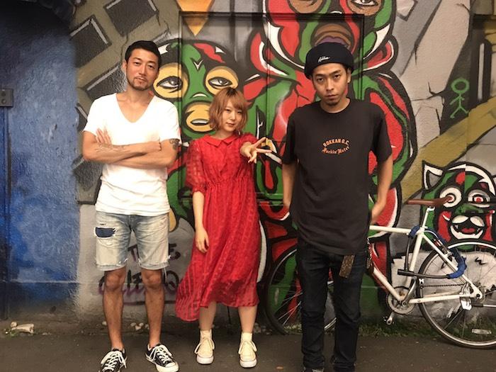 """DJ HASEBE×唾奇×フレンズおかもとえみの""""ROOM VACATION""""MV公開!『CITY HIP POP MIX 』第三弾収録! 170726_DJHASEBE_04"""