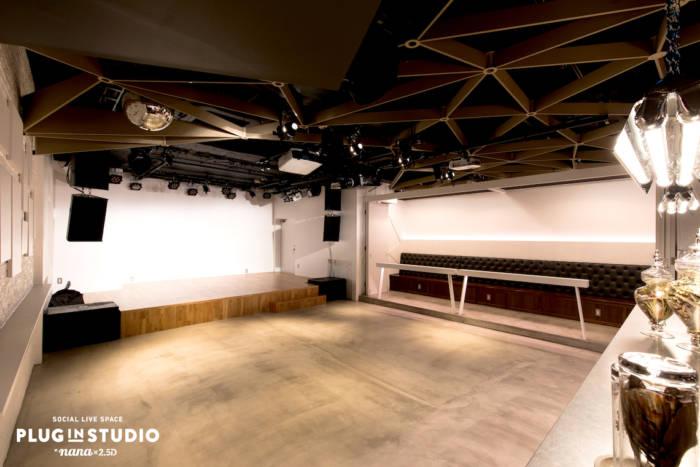 新たなカルチャースポット「PLUG IN STUDIO by nana × 2.5D」渋谷に誕生! art170720_pluginstudio_3-700x467