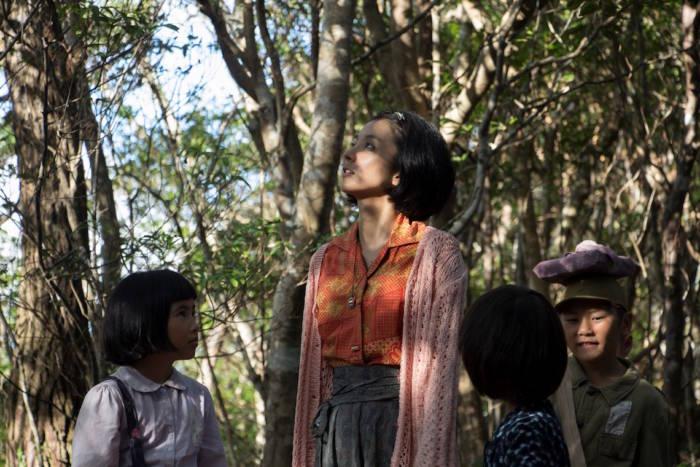 満島ひかり主演、映画『海辺の生と死』本編冒頭映像が公開!戦争末期の儚い恋のきらめきがそこに film170721_umibenoseitoshi_2-700x467