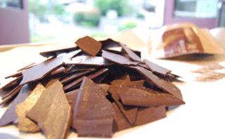おだしとチョコレート