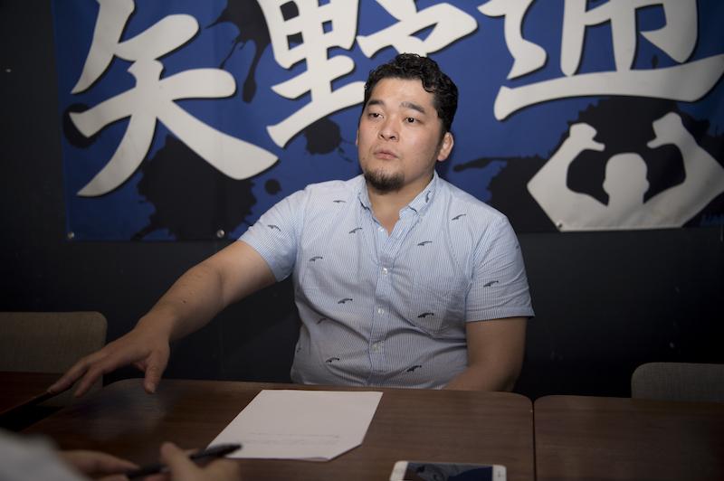 ボンバイエインタビューVol.8/矢野通 michikusabombaye-58_5