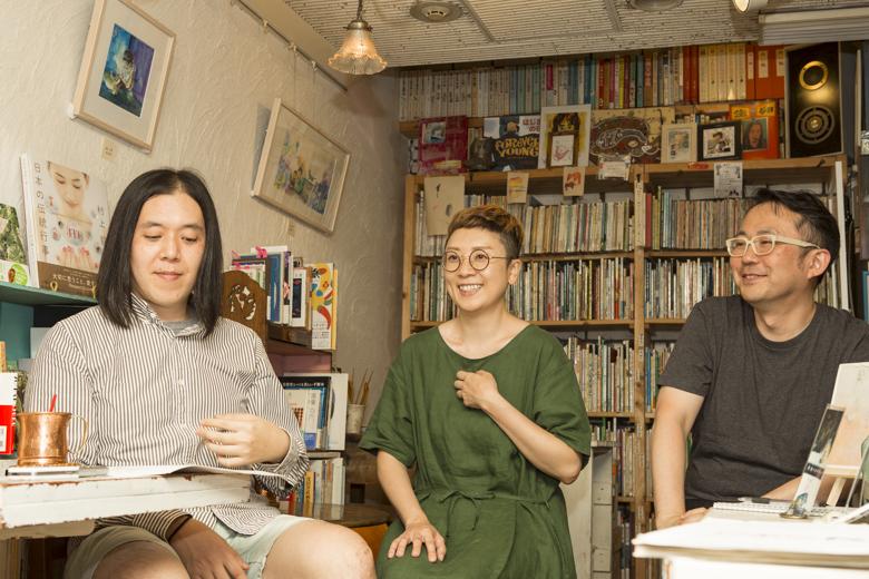 【インタビュー】空気公団の最新作に影響を与えたかもしれない楽曲プレイリスト music160722_kukikodan_2
