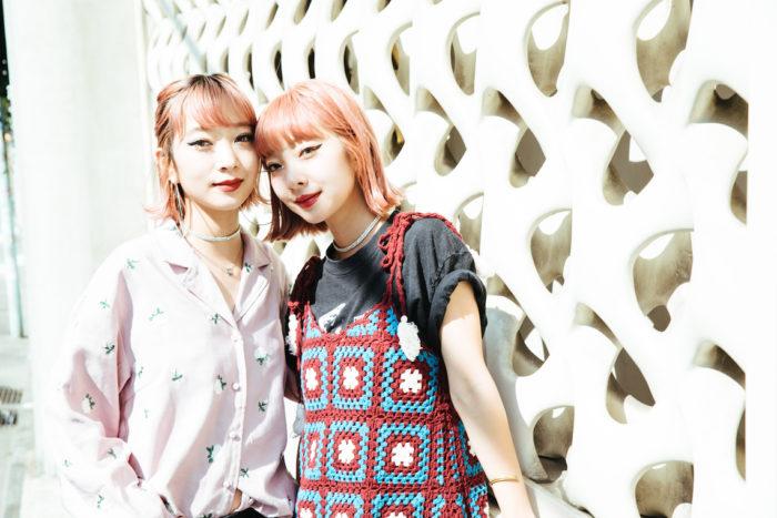 """【インタビュー】ファッションモデル/DJの双子ユニットAMIAYAが選ぶ!昼と夜で聴きたい""""サマーソング""""10曲 music170707_amiaya_2-700x467"""