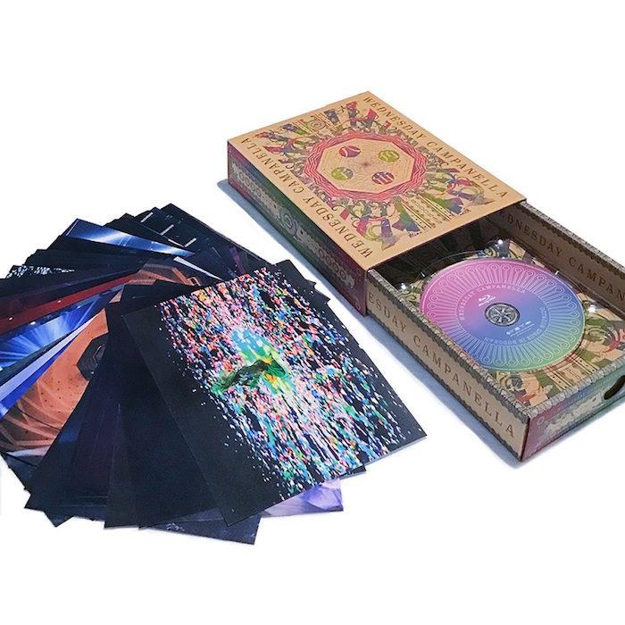水曜日のカンパネラ、「ユタ」「ネロ」「ユニコ」武道館公演映像が公開!特殊BOX仕様パッケージ詳細も明らかに! music170707_wedcamp_4-700x700