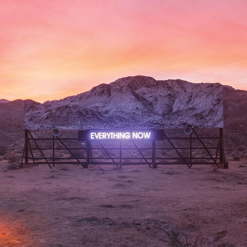 『リフレクター』から4年。アーケイド・ファイアが最新作『エヴリシング・ナウ』で示す本物の「バンド」の在り方 music_arcadefire_6