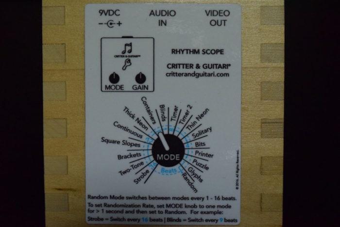 リズムとシンクロしたビデオが簡単に作れる、ビデオ・シンセサイザー、CRITTER & GUITARIの「RHYTHM SCOPE」が面白い technology_rhythmscope_7-700x468