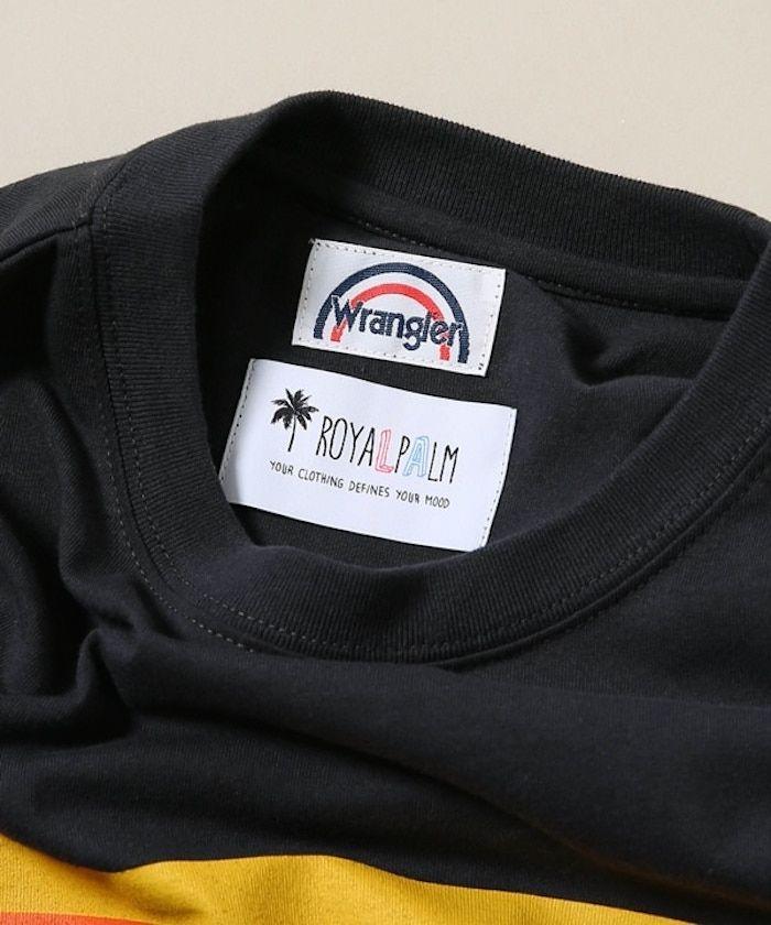 ナノユニバース、Wranglerとの別注Tシャツ発売。70年代の広告からインスピレーション。 170809_Wrangler_02-700x840
