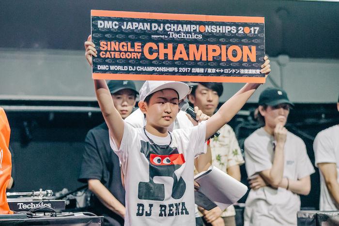 Creepy NutsのDJ 松永を抑え優勝!12歳の少年・DJ RENAが<DMC JAPAN>で日本一のDJに! 170828_DMCJAPANFINAL_04-700x467