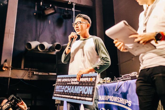 Creepy NutsのDJ 松永を抑え優勝!12歳の少年・DJ RENAが<DMC JAPAN>で日本一のDJに! 170828_DMCJAPANFINAL_05-700x467