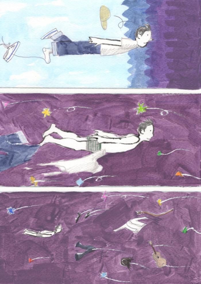 【あのMVを漫画で描く】風をあつめて/はっぴいえんど c49d151cad9c5b0d82f73c5950ebcb9b-700x989