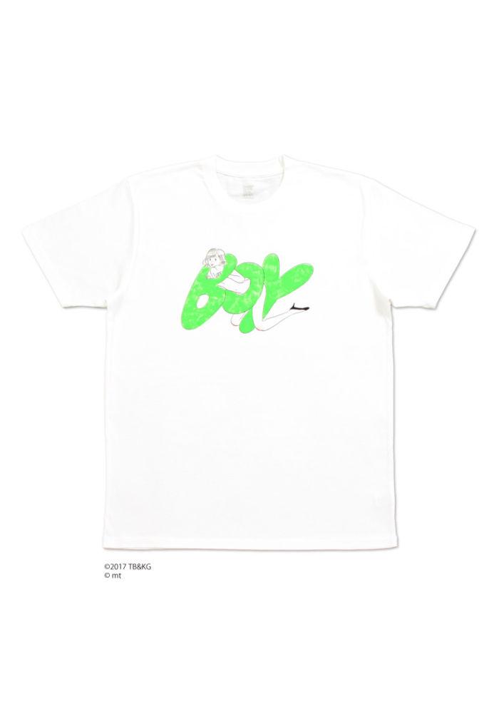 グラニフから『奥田民生になりたいボーイと出会う男すべて狂わせるガール』 のコラボ Tシャツが発売! graniph_170825_4-700x991