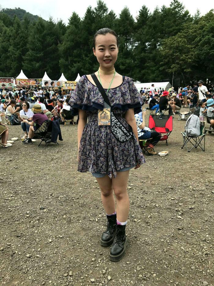 2017年も可愛いフェス女子&コスプレをキャッチ!フェスファッションスナップ@フジロック'17 #fujirock life170802_fujirockfesfashion50-700x934
