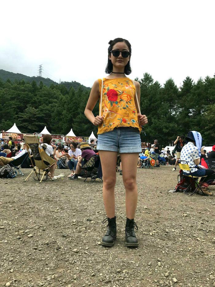 2017年も可愛いフェス女子&コスプレをキャッチ!フェスファッションスナップ@フジロック'17 #fujirock life170802_fujirockfesfashion51-700x934