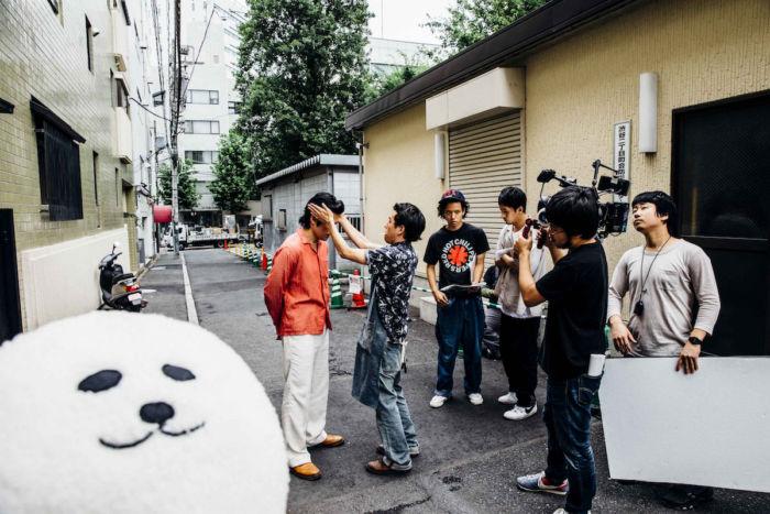 【レポート】ハーレーダビッドソン×SANABAGUN.、タイアップ楽曲の MV 撮影に潜入!オフショット満載&インタビューもあるヨ music-snbstreet-feature17-700x467
