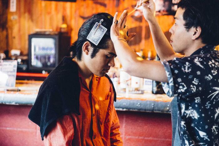 【レポート】ハーレーダビッドソン×SANABAGUN.、タイアップ楽曲の MV 撮影に潜入!オフショット満載&インタビューもあるヨ music-snbstreet-feature2-700x467