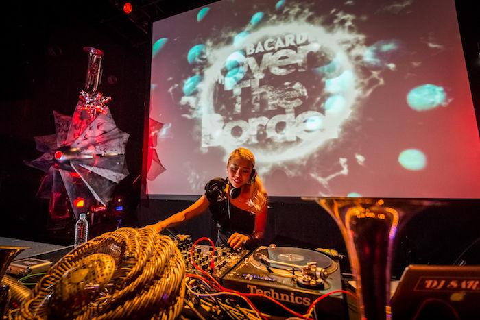 過去にTOKiMONSTA、Seihoらも出演。バカルディの音楽×アートプロジェクト<Over The Border>の魅力に迫る! overtheborder_pickup1-700x467