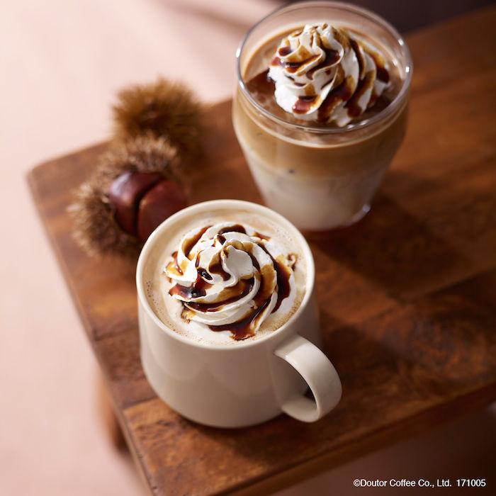 10月1日は「コーヒーの日」。全国展開のカフェ、秋の新作情報をご紹介! 170928_coffeeday_05-700x700