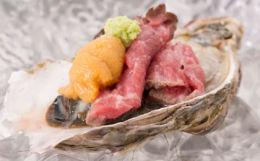 牡蠣と肉フェス