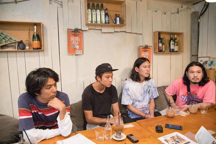 東京インディシーンの愛されバンドTENDOUJI!ギリギリの状態でトイレが全て使用中だった時に聴きたい曲とは interview170925_tendouji_1-700x467
