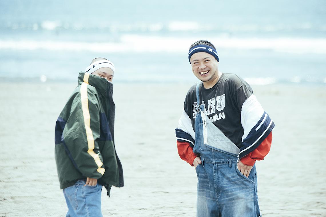 サイプレス上野とロベルト吉野