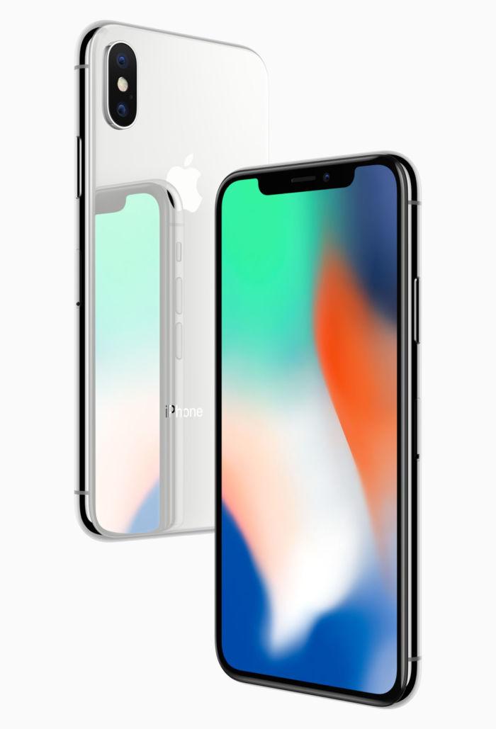 11万超えのプレミアムな「iPhone X」発表!10月27日予約開始、11月3日発売! iphonex-front-back-glass-700x1029